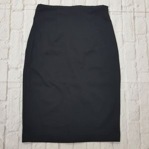 Halogen Stretch Long Straight Pencil Skirt